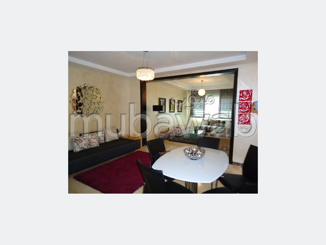 Great apartment for rent in Bourgogne Ouest.