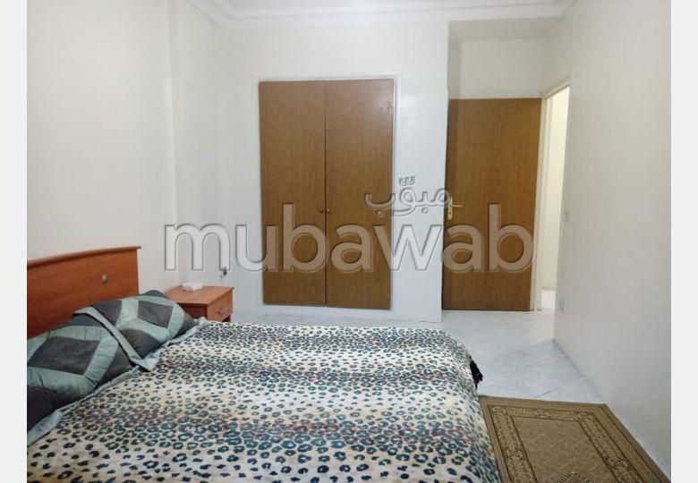 Appartement meublé 70m² Bourgogne 5000 Dh