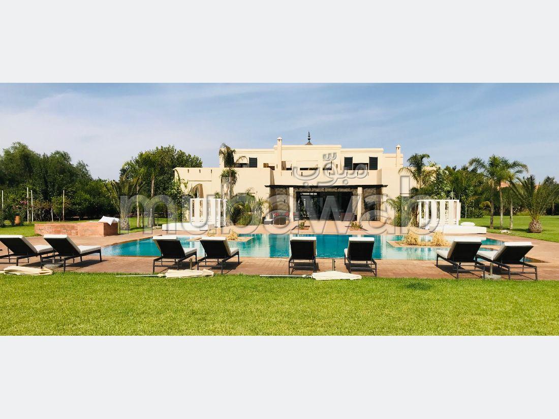 Belle villa Palmeraie Bab Atlas
