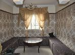 شقة مساحتها 56م²، 3 غرف، برنوصي