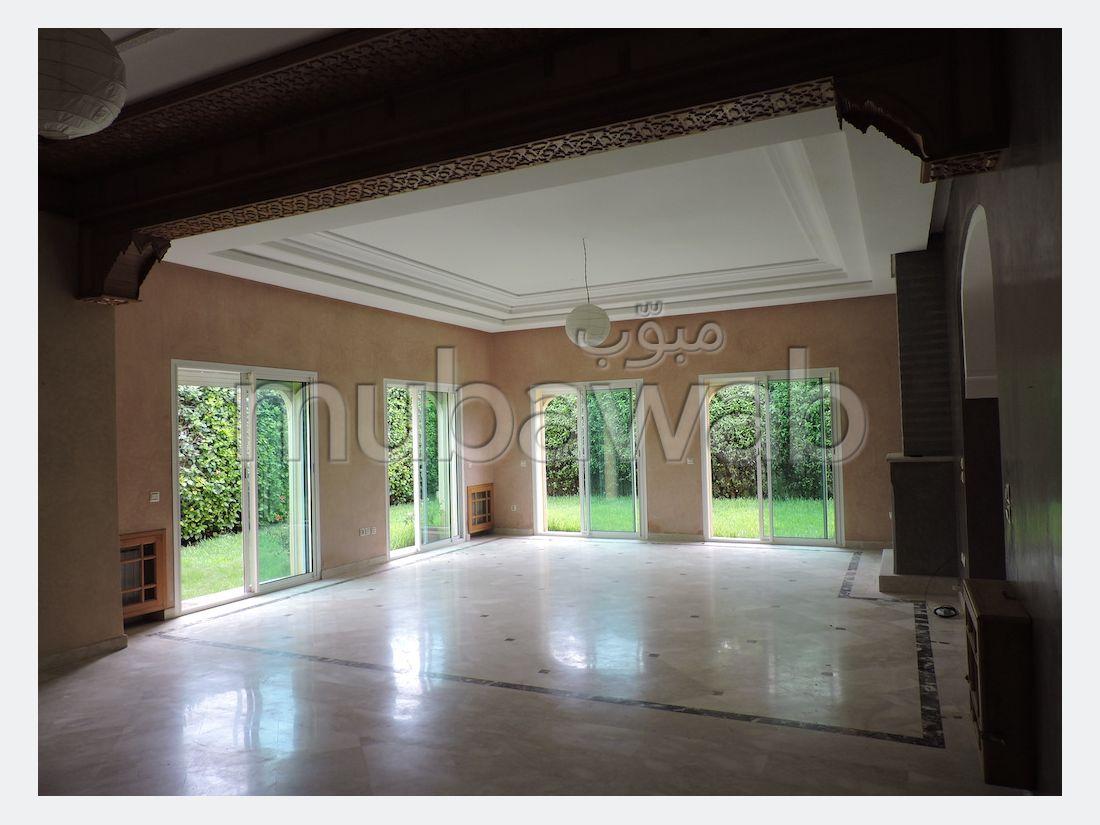 Villa a vendre en exclusivité