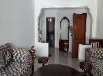 Appartement meublé à 2 pas de l'institut espagnole