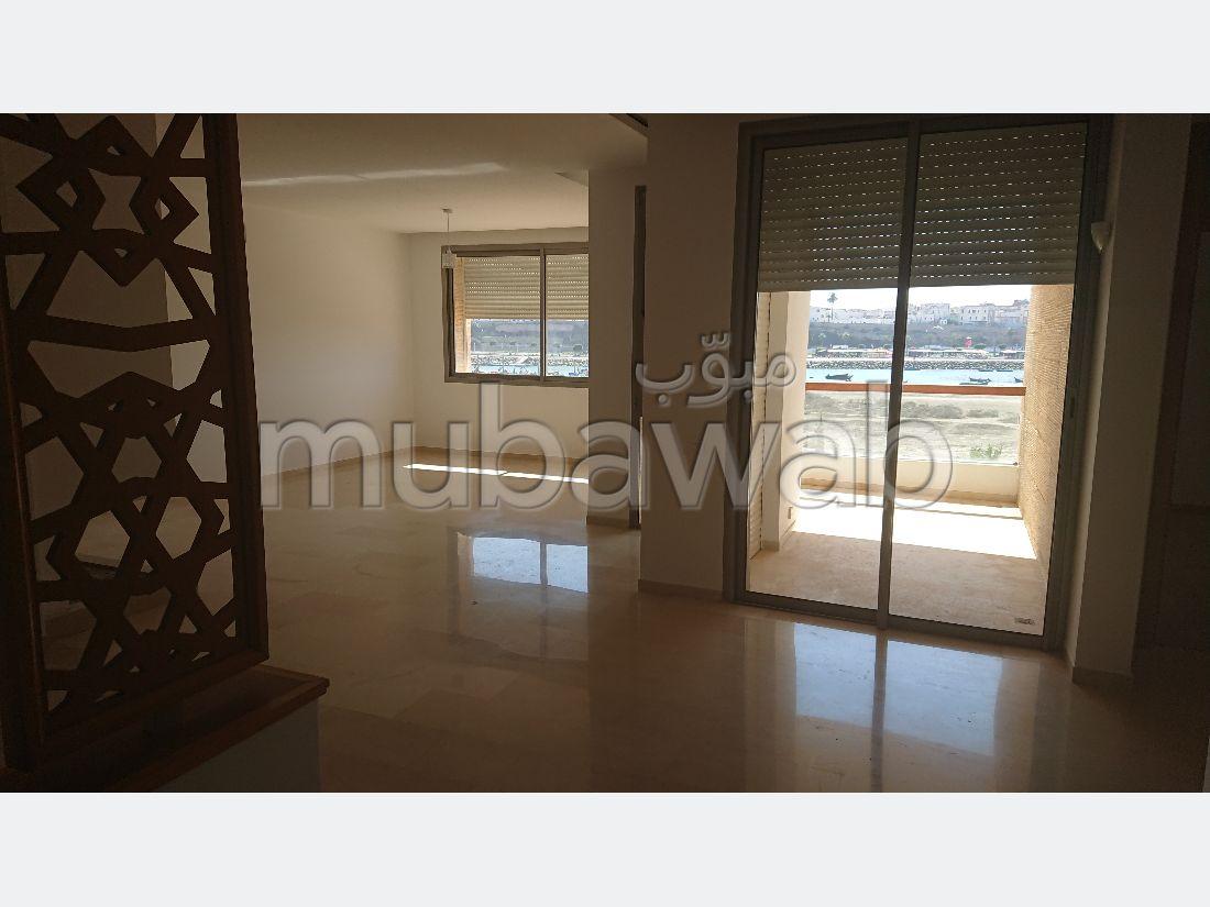 Appartement à louer à Marina Bouregreg