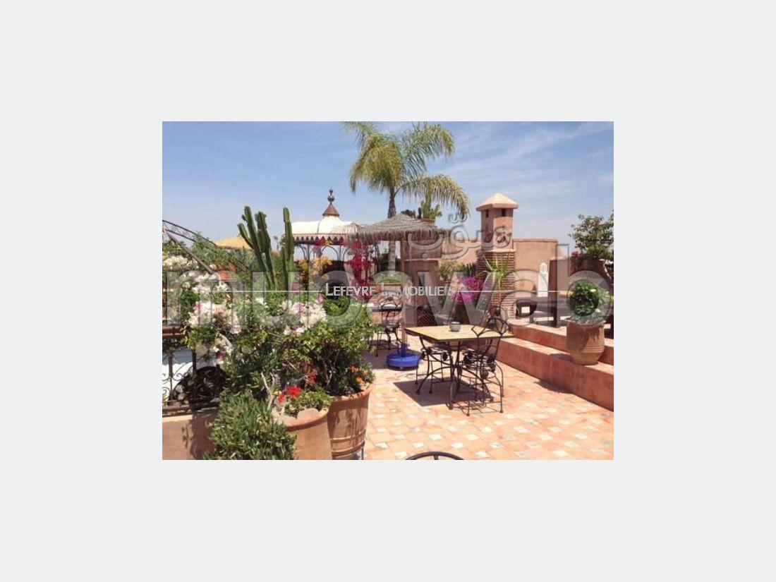 Maison D'Hôtes pour Vente à Marrakech