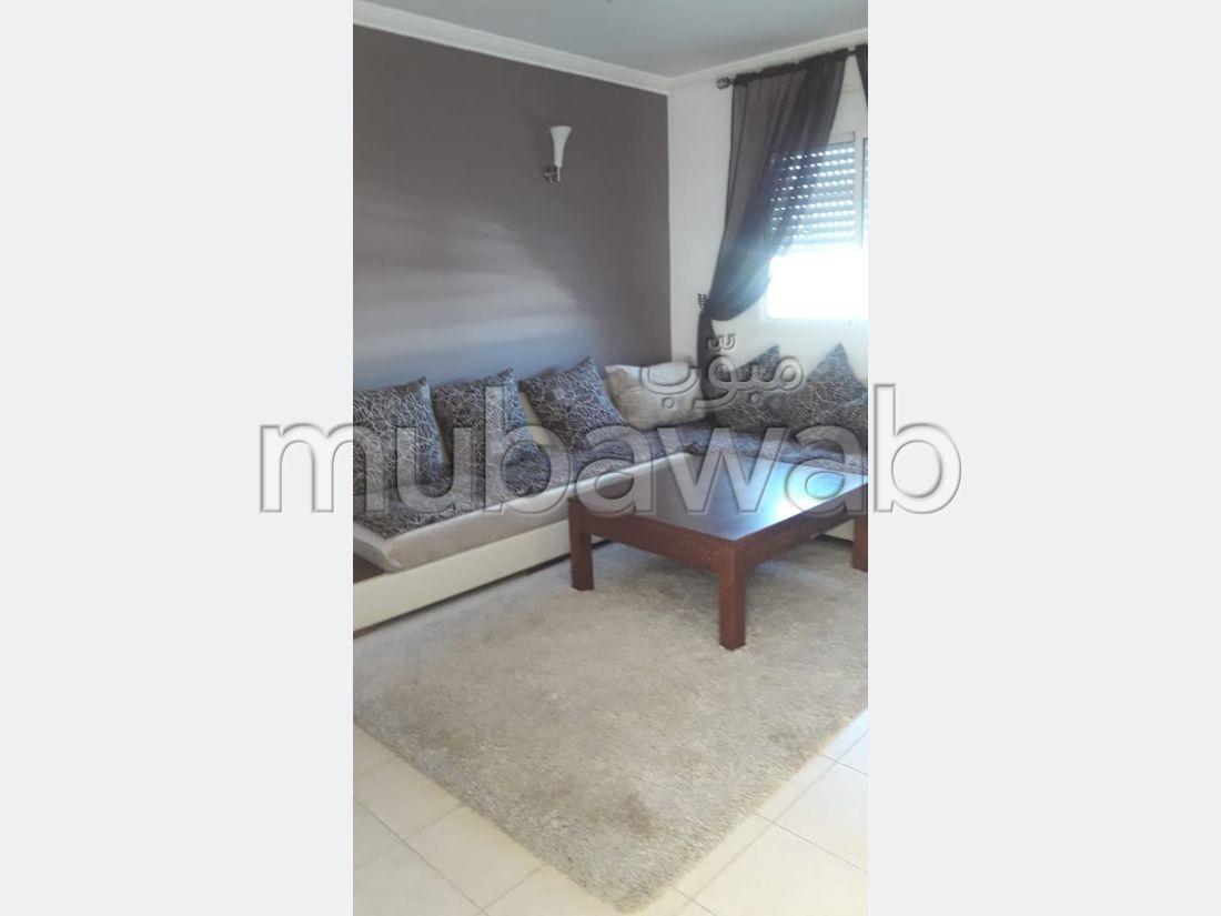 Busca pisos en venta en Boukhalef. Superficie 50 m². Jardín privado, sin ascensor.