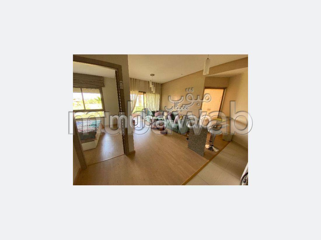 شقة رائعة للايجار بأكدال. المساحة 48 م². مفروشة.