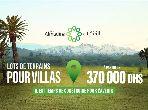 Lot de terrain de 225m² pour villa en vente SHEMS AL MADINA, MARRAKECH