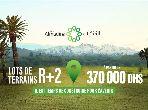 Lot de terrain R+2 commercial de 90m² en vente Shems Al Madina, Marrakech