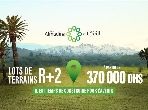 Lot de terrain R+2 commercial de 122m² en vente Shems Al Madina, Marrakech