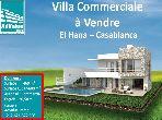 DV. 377: Villa Commerciale à El Hana de 469 m²: