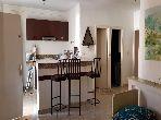 شقة مساحتها 105م²، شرفة، مصعد، 3 غرف، اكدال-الرياض