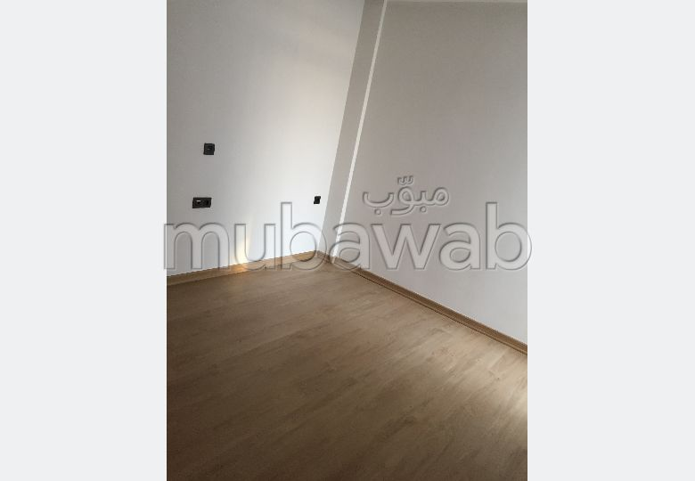 Lovely apartment for rent in Founti. Total area 92 m². Robust door, Residence with security.