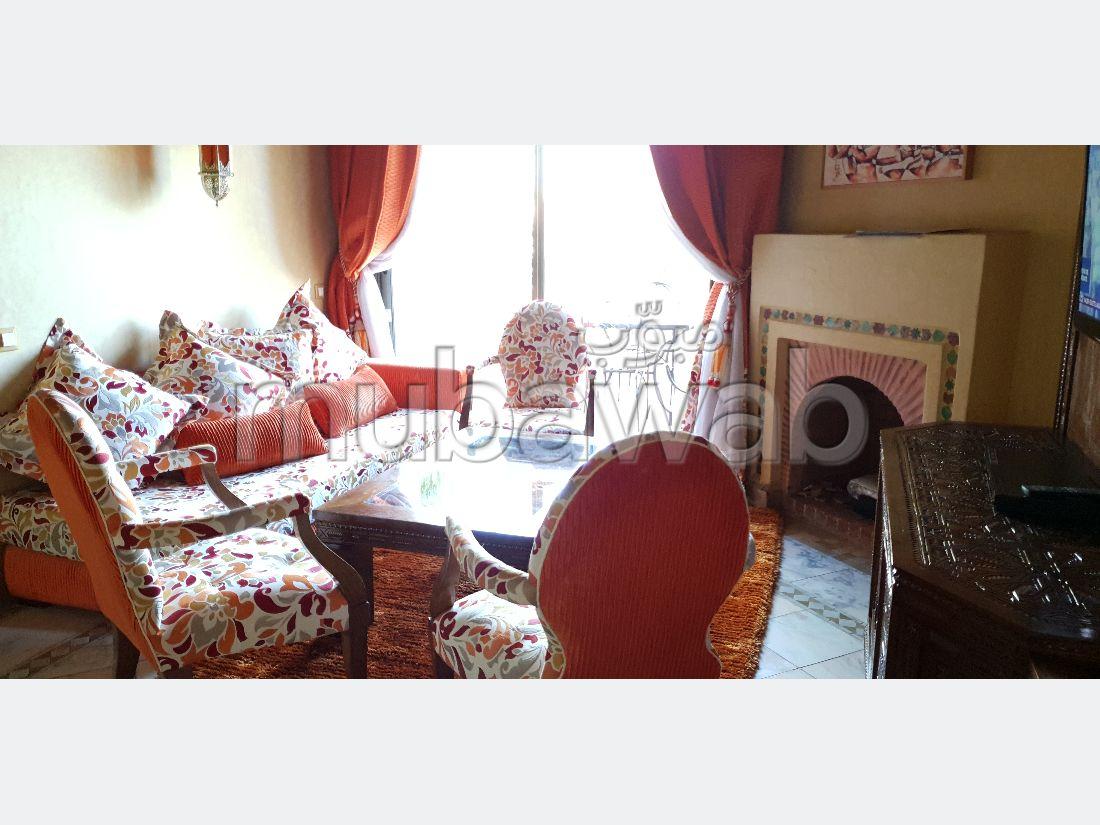 Appartement 2 chambres à la palmeraie