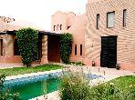 Location Villa Moderne 3 Chambres Golf Amelkis