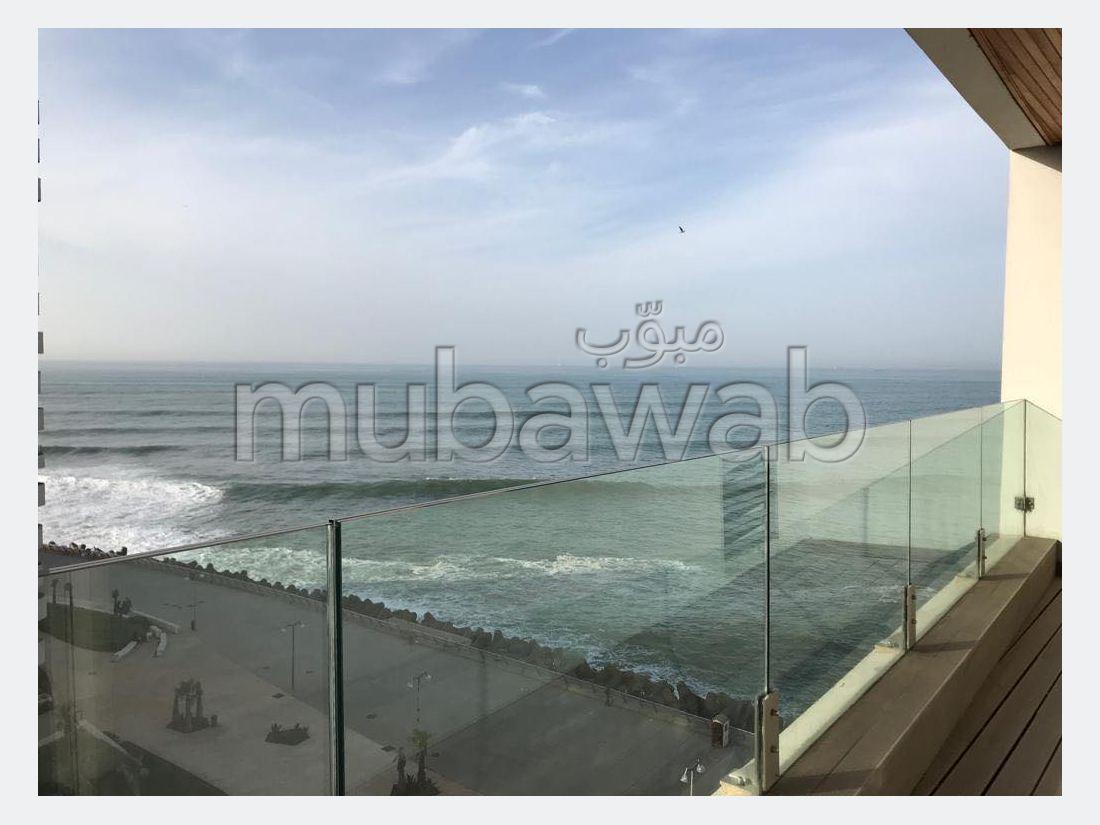 Appartement de 130m a la Marina avec vue sur mer