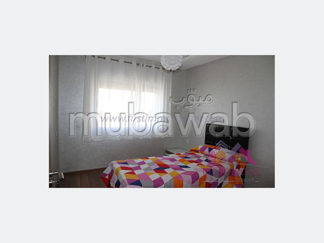 Coquet appartement meuble a louer