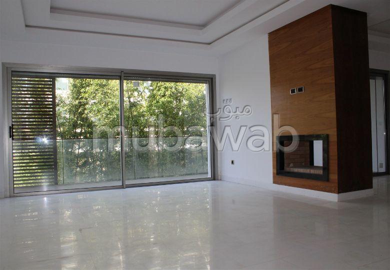 شقة مساحتها 266م²، شرفة، اكدال-الرياض