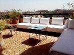 Rare à la vente 5 ème étage  avec terrasse Hivernage