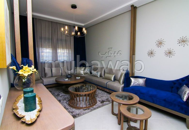 Beautiful apartment for sale. 2 Small bedroom. Large balcony.