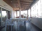 شقة مساحتها 249م²، مطبخ مجهز، شرفة، 4 غرف، طنجة المدينة