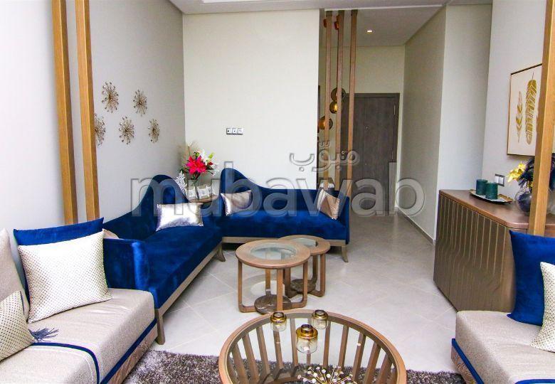 شقة جميلة للبيع بطنجة. المساحة الكلية 84 م².