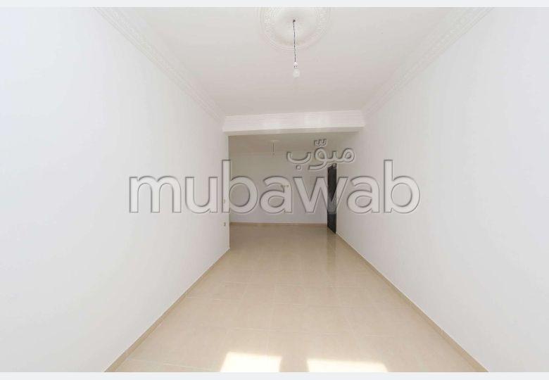 شقة جميلة للبيع بطنجة. المساحة الإجمالية 55 م².