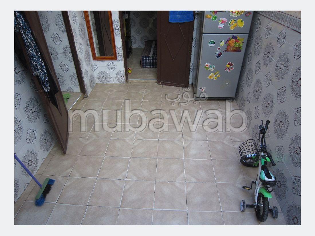 Very nice house for sale in Sidi Mimoun. 4 Hall. Secured neighbourhood.