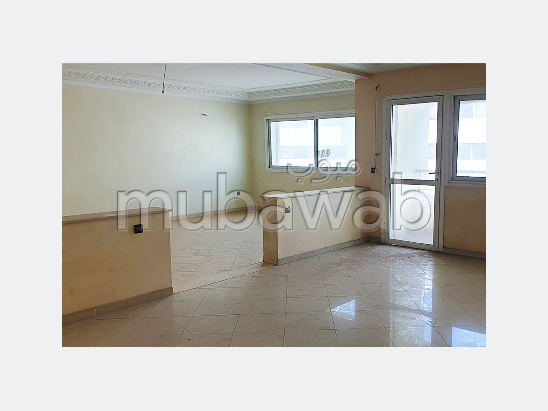 شقة مساحتها 184م²، 4 غرف، القنيطرة