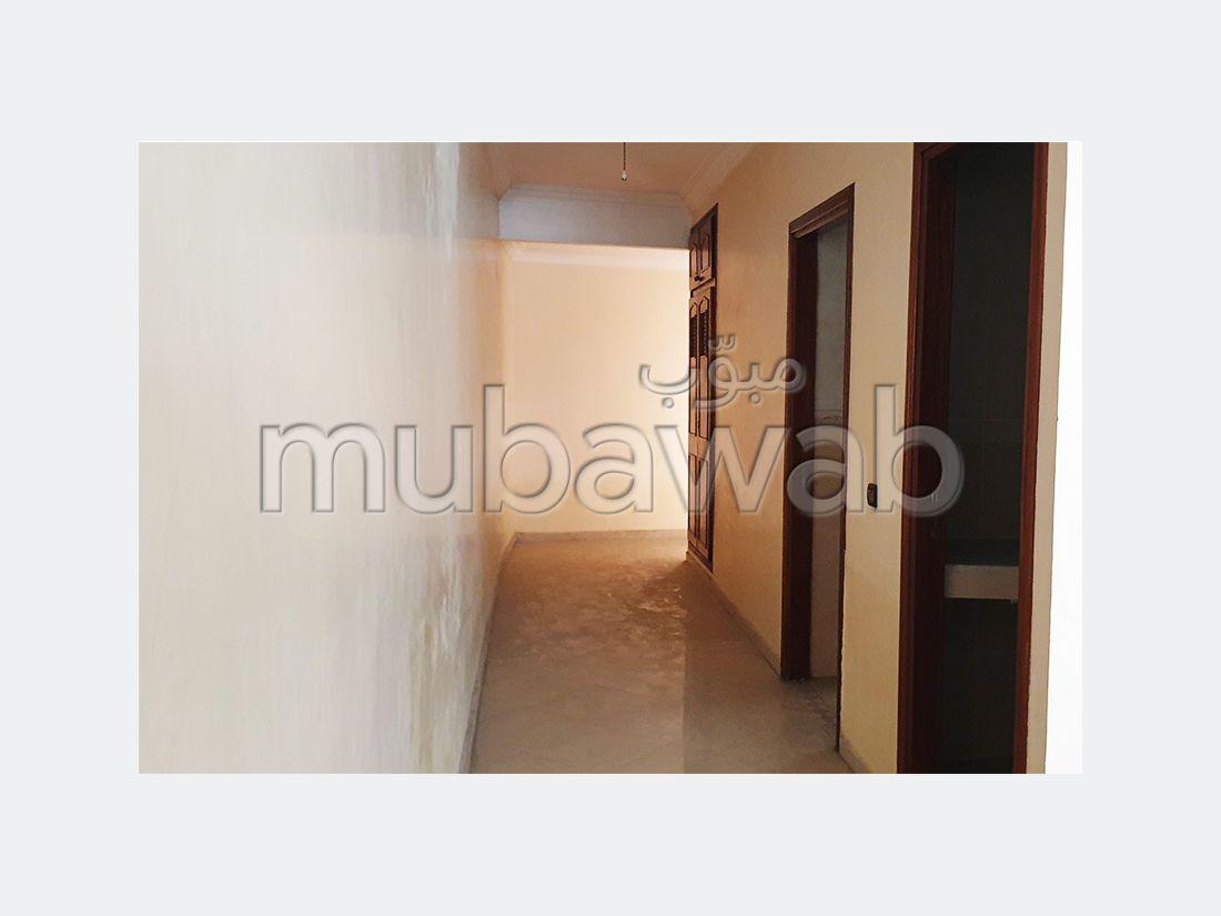Appartement F4 – Centre Ville – Kenitra