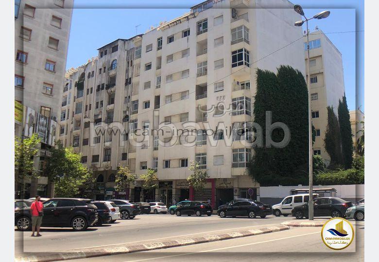 appartement de 101m² en vente - boulevard fes - tanger