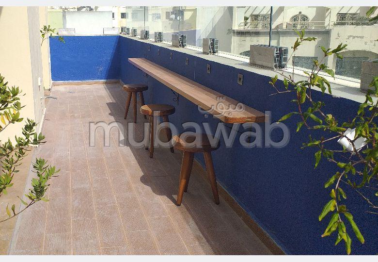 Bel appart meublé Gauthier 3 chambres et terrasse