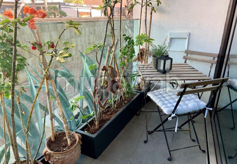Anfa place Aindiab - Appartement d'exception meublé