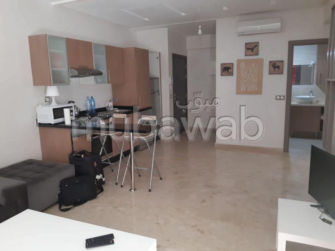 Appartement en location meublé