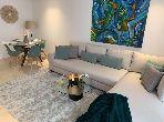 شقة مساحتها 99م²، مطبخ مجهز، شرفة، 3 غرف، أنفا