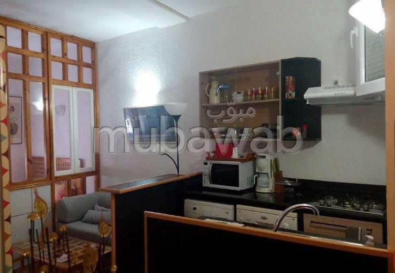 Location appartement F1 meublé et équipé au centre ville d'Oran