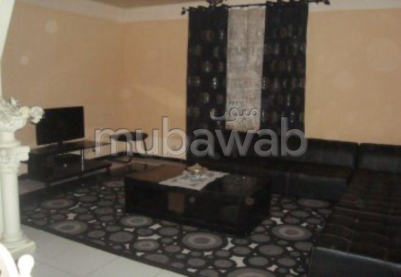 Location d'un F5 meublé à Oran -REF 53-