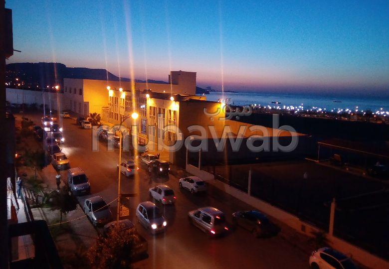 Location Appartement F4 Équipé Vue Sur Mer Akid Lotfi Oran (2 Eme Étage) Pour 3 Ans