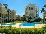 Appartement 3 façades type ROMA de 107m² + 63m² de Solarium avec belle vue mer et forêt en vente Résidence Bella Vista