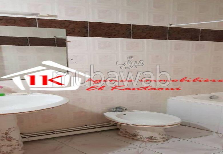 A Louer Étage De Villa 3 Pièces Sans Meuble À Hammam Sousse