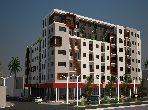 Un bel appartement en S+3 a vendre au centre ville de Nabeul