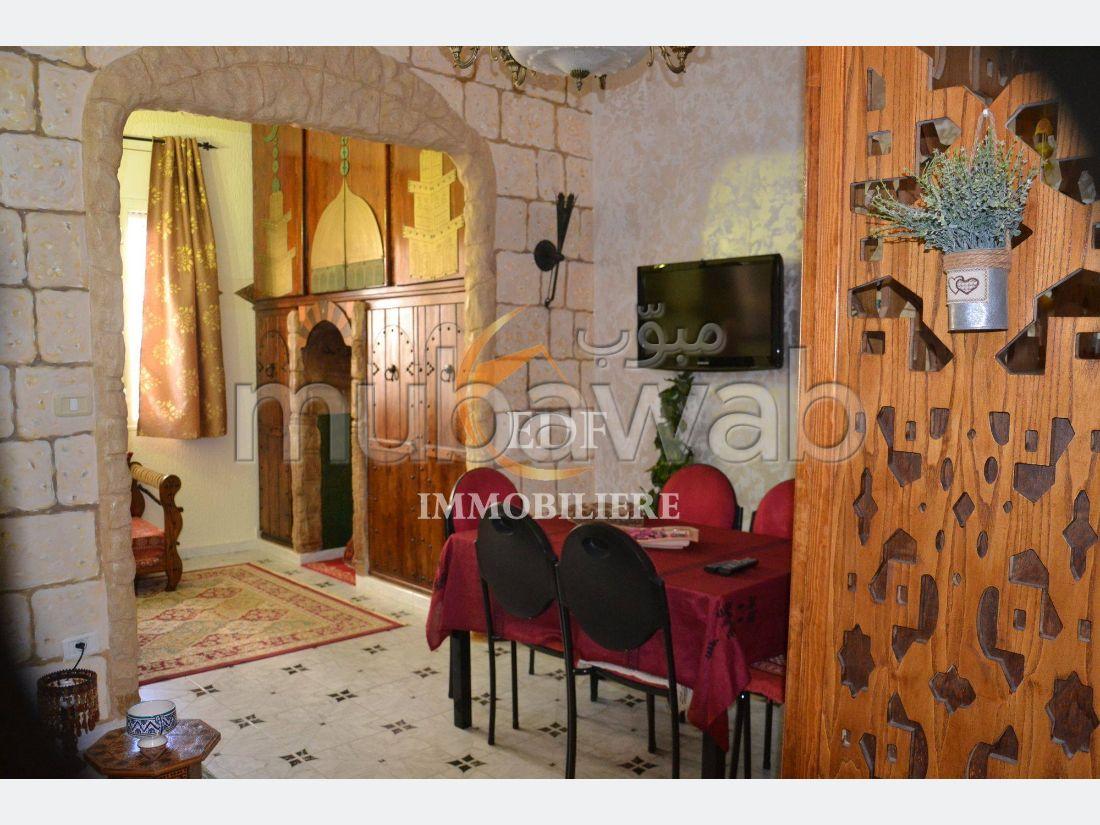 Réf 5188: Maison avec architecture artisanale, Bizerte