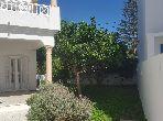 Location Une villa à Carthage Dermech Ref_di2038