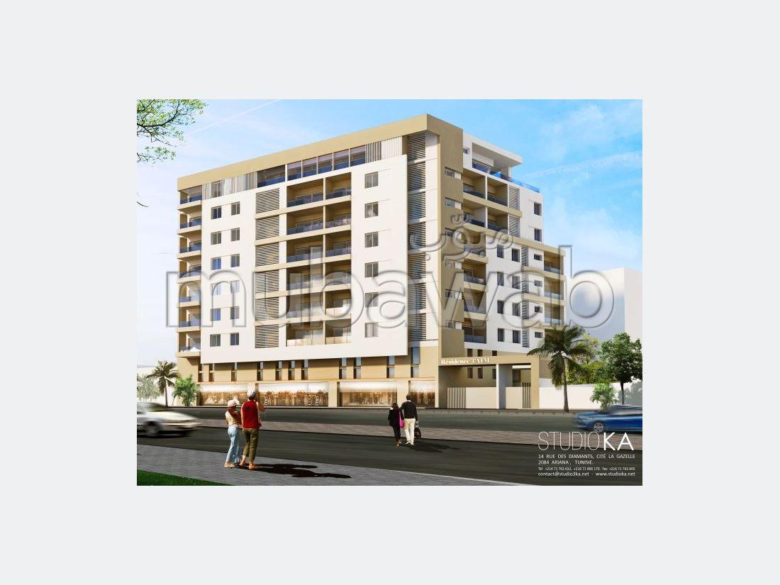 Appartement S2 de haut standing au deuxieme etage_B3 1
