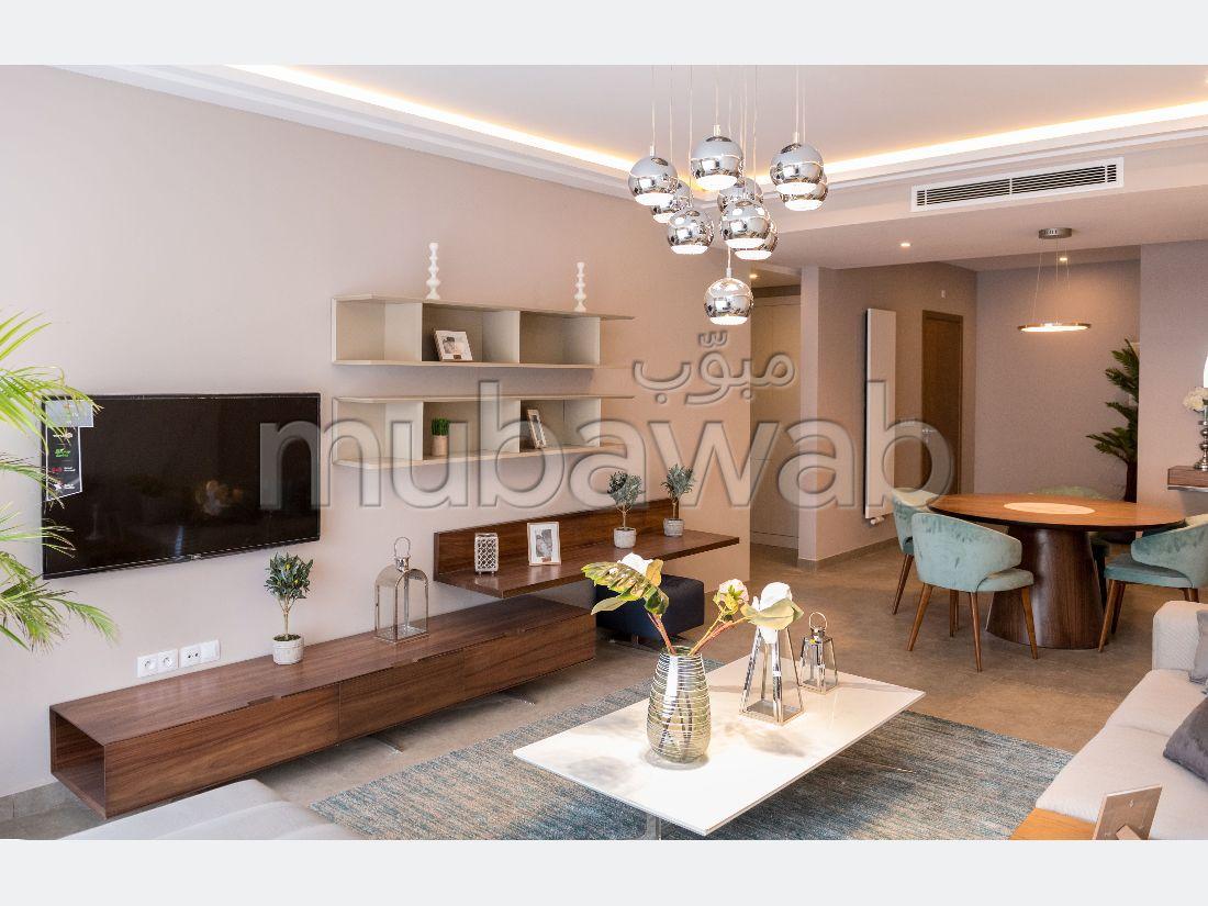 Appartement luxueux À Ennasr