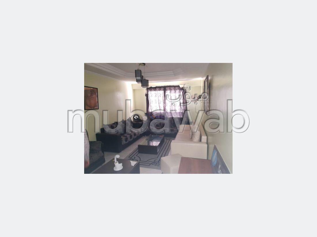 شقة للإيجار ب موزار. المساحة 100 م². مفروشة.