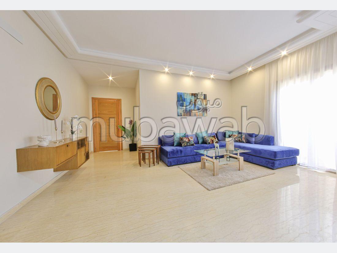 Appartement en RDC de 153m² en vente, Résidence Saadat El Oulfa 2