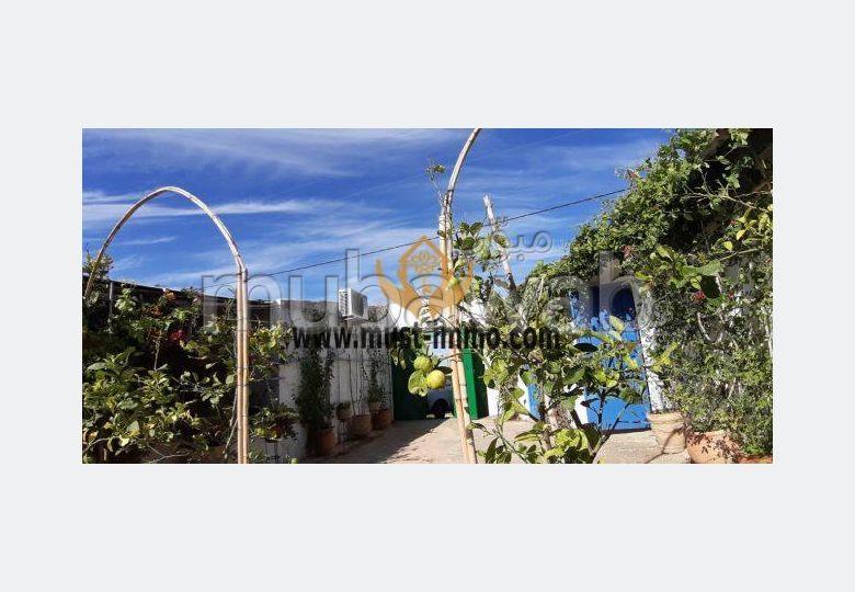 Région d'Asilah: maison de campagne à vendre