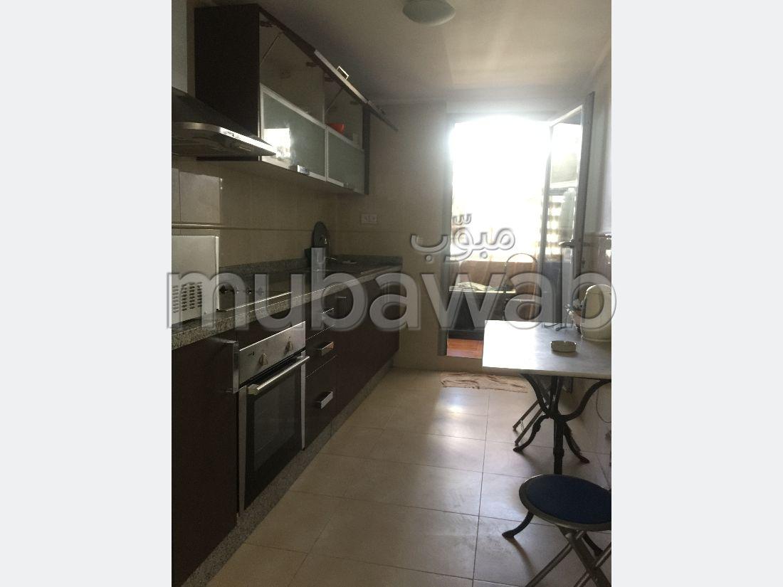 Apartments for rent. Large area 60 m². Attic.