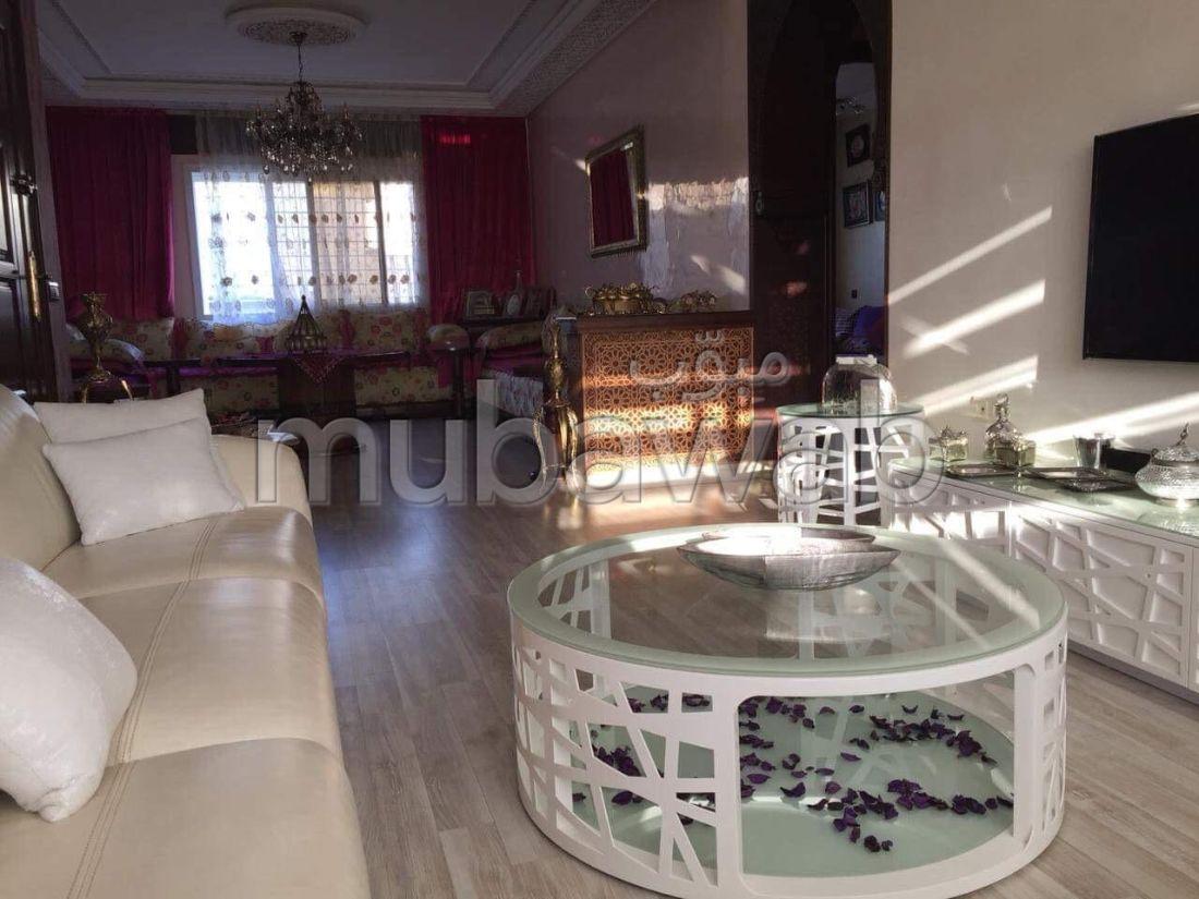 Appartement de haut standing à vendre meublé