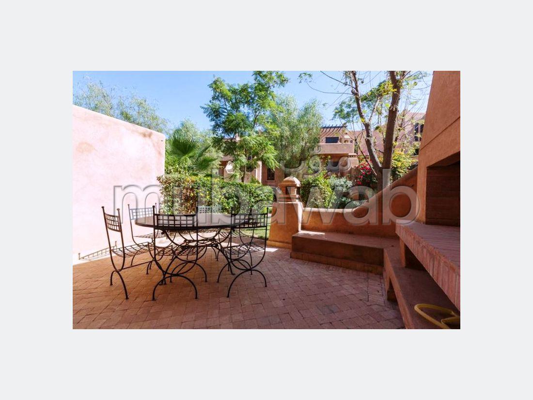 Charmant rez de jardin AV Mohamed 6 Marrakech